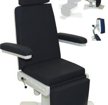 Fotel okulistyczno-laryngologiczny 03-S