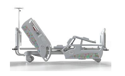 Łóżko szpitalne UNIQUE+