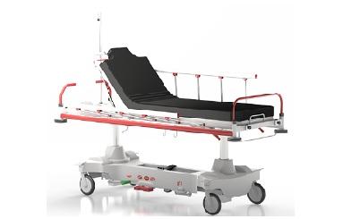 Wózek kolumnowydo przewozu chorych SIGMA ES00-S