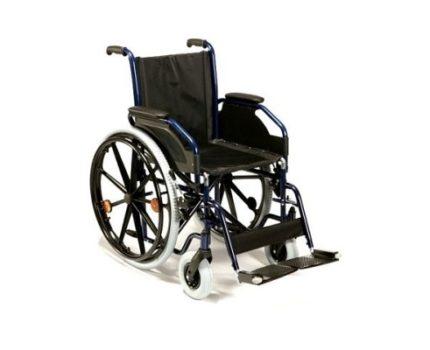 Wózek do przewożenia w pozycji leżącej- inwalidzki 708D