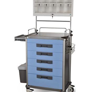 Wózek anestezjologiczny JDEMZ 234